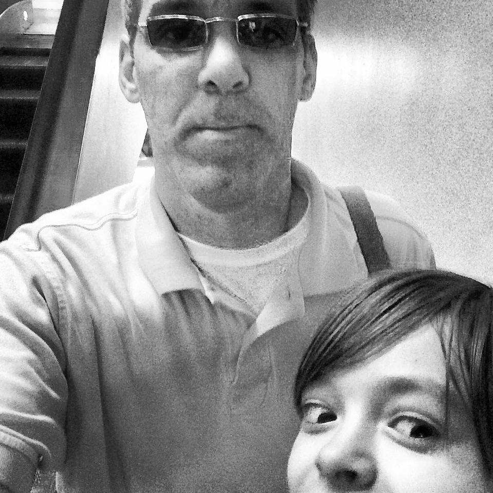 Selfie, Photobombed.