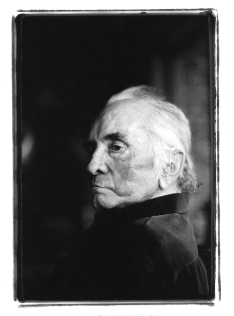 The last portrait of Johnny Cash, taken by Marty Stuart four days before Cash died.