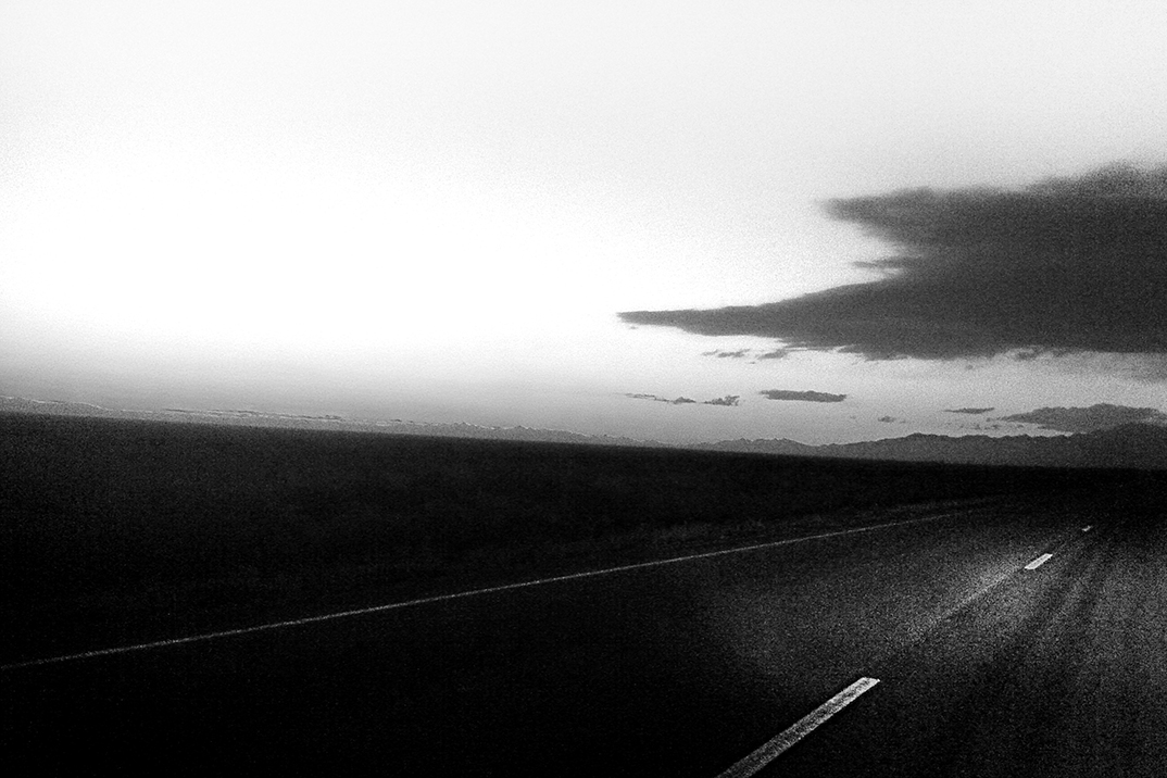 Northbound, Colorado 159