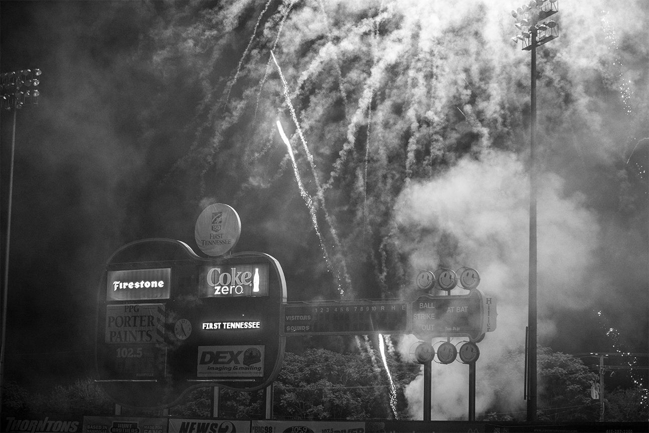 ...fireworks