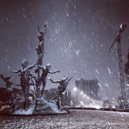 Musica in the Snow