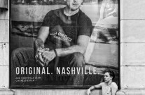 Lounging on Nashville's Lower Broadway